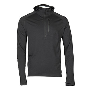 photo: Ridge Merino Heist 1/2 Zip Hoody long sleeve performance top