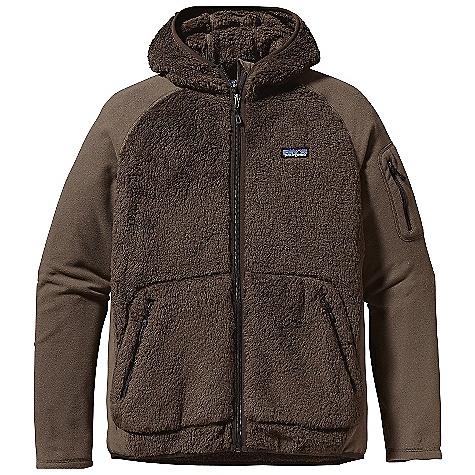 photo: Patagonia Men's Los Lobos Jacket fleece jacket