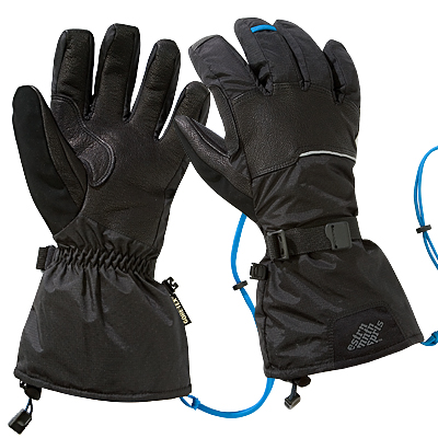 photo: EMS Ascent Summit Gloves insulated glove/mitten