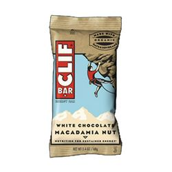 photo: Clif White Chocolate Macadamia Nut nutrition bar