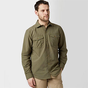 photo: Peter Storm Long Sleeve Travel Shirt hiking shirt