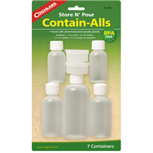 Coghlan's Store 'N Pour Contain-Alls