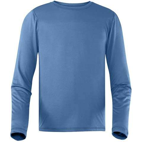 photo: Marmot Kids' Lightweight Crew LS base layer top