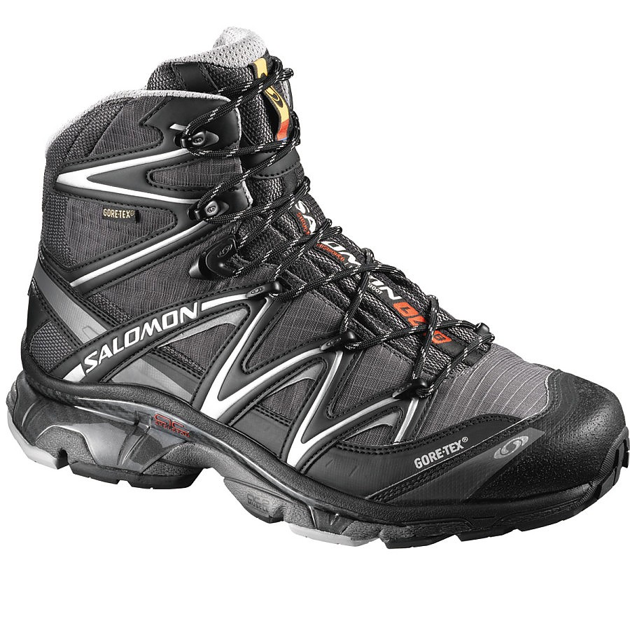 photo: Salomon Wings Sky GTX hiking boot
