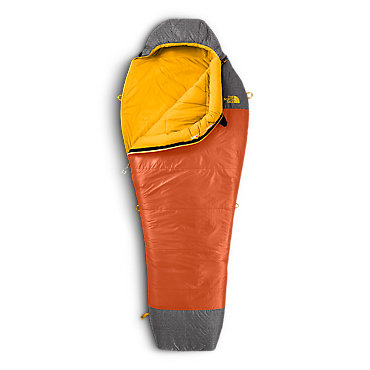 photo: The North Face Lynx warm weather synthetic sleeping bag