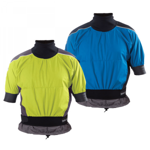 photo: Kokatat Gore-Tex Knappster short sleeve paddling shirt