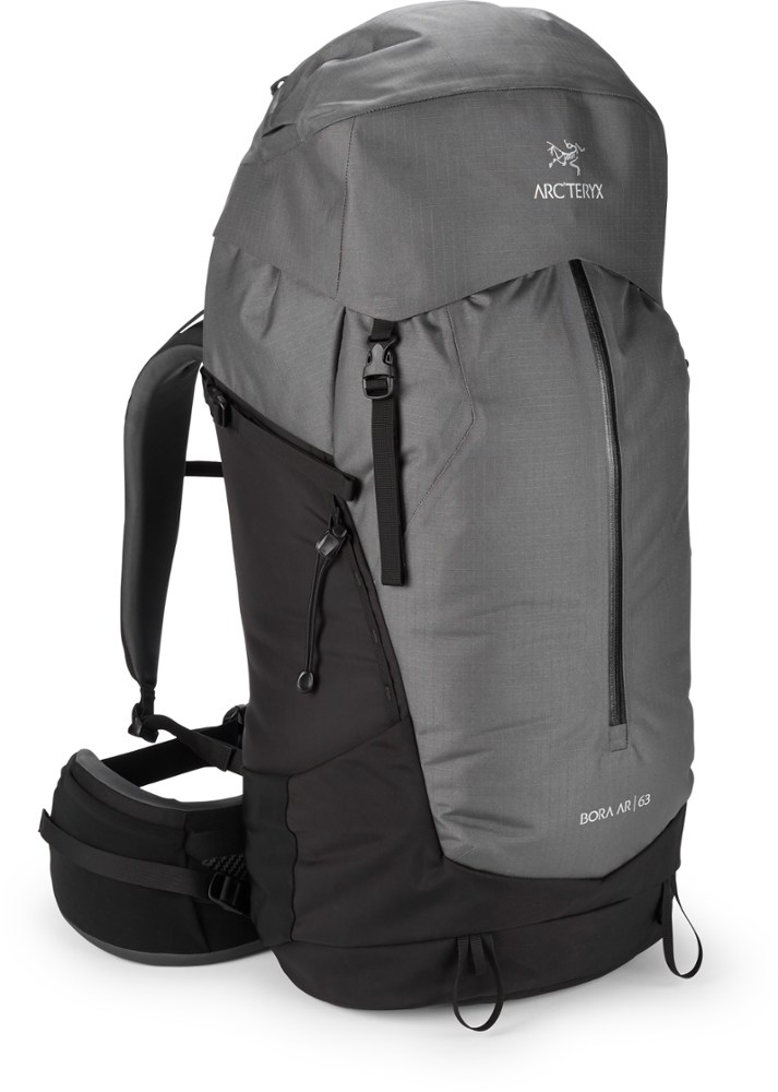 photo: Arc'teryx Bora AR 63 weekend pack (50-69l)