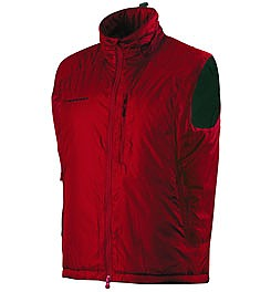 photo: Mammut Stratus Vest synthetic insulated vest