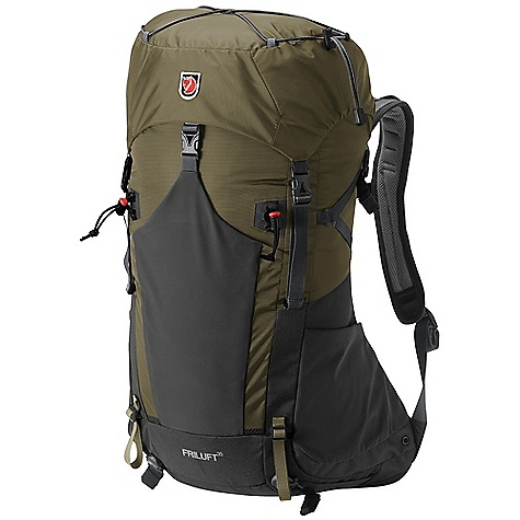 photo: Fjallraven Friluft 35 Pack overnight pack (2,000 - 2,999 cu in)