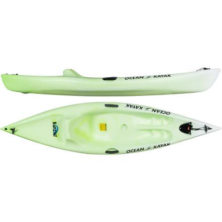 photo: Ocean Kayak Banzai Kayak sit-on-top kayak
