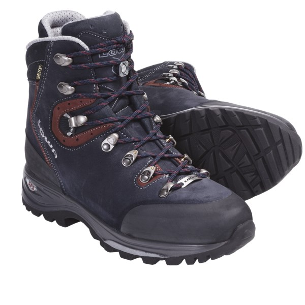 photo: Lowa Albula GTX backpacking boot