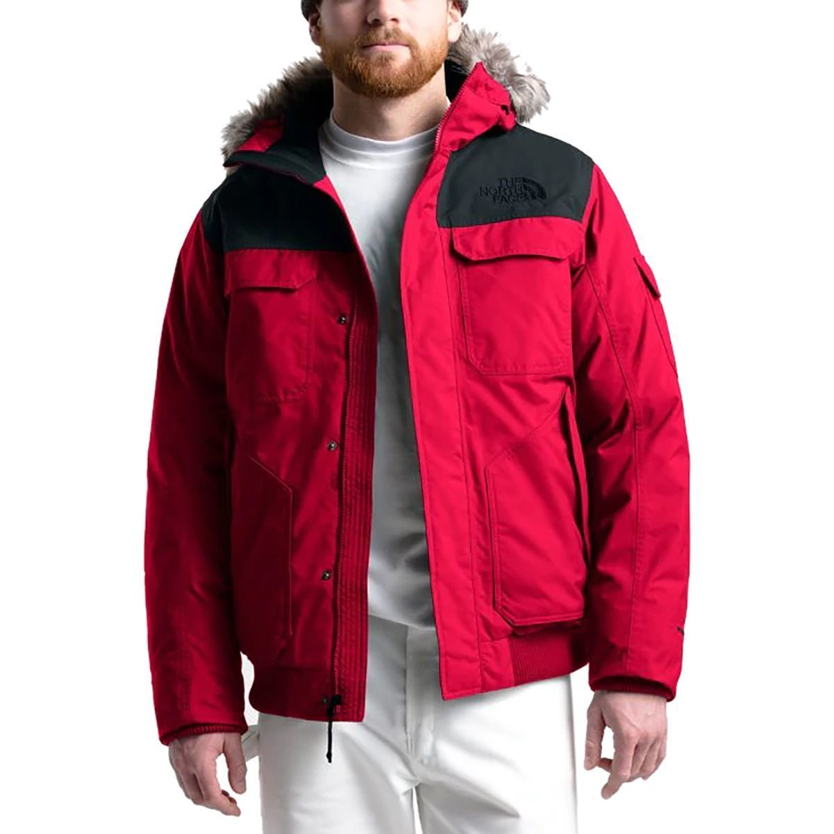 photo: The North Face Gotham Jacket III down insulated jacket