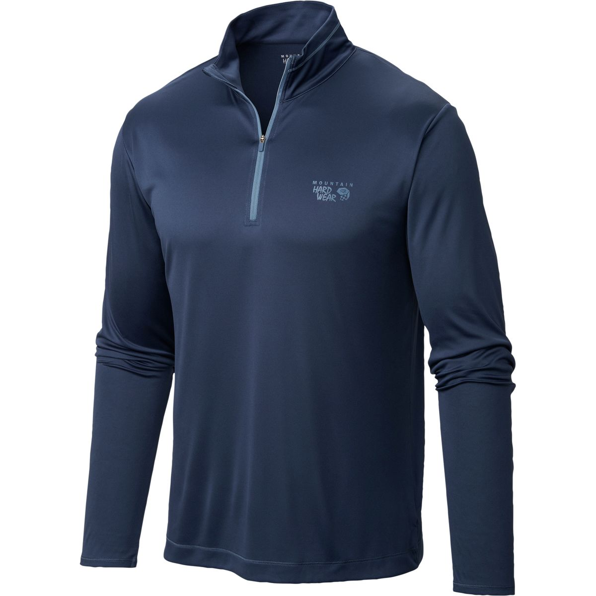 Mountain Hardwear Wicked Long Sleeve Zip T