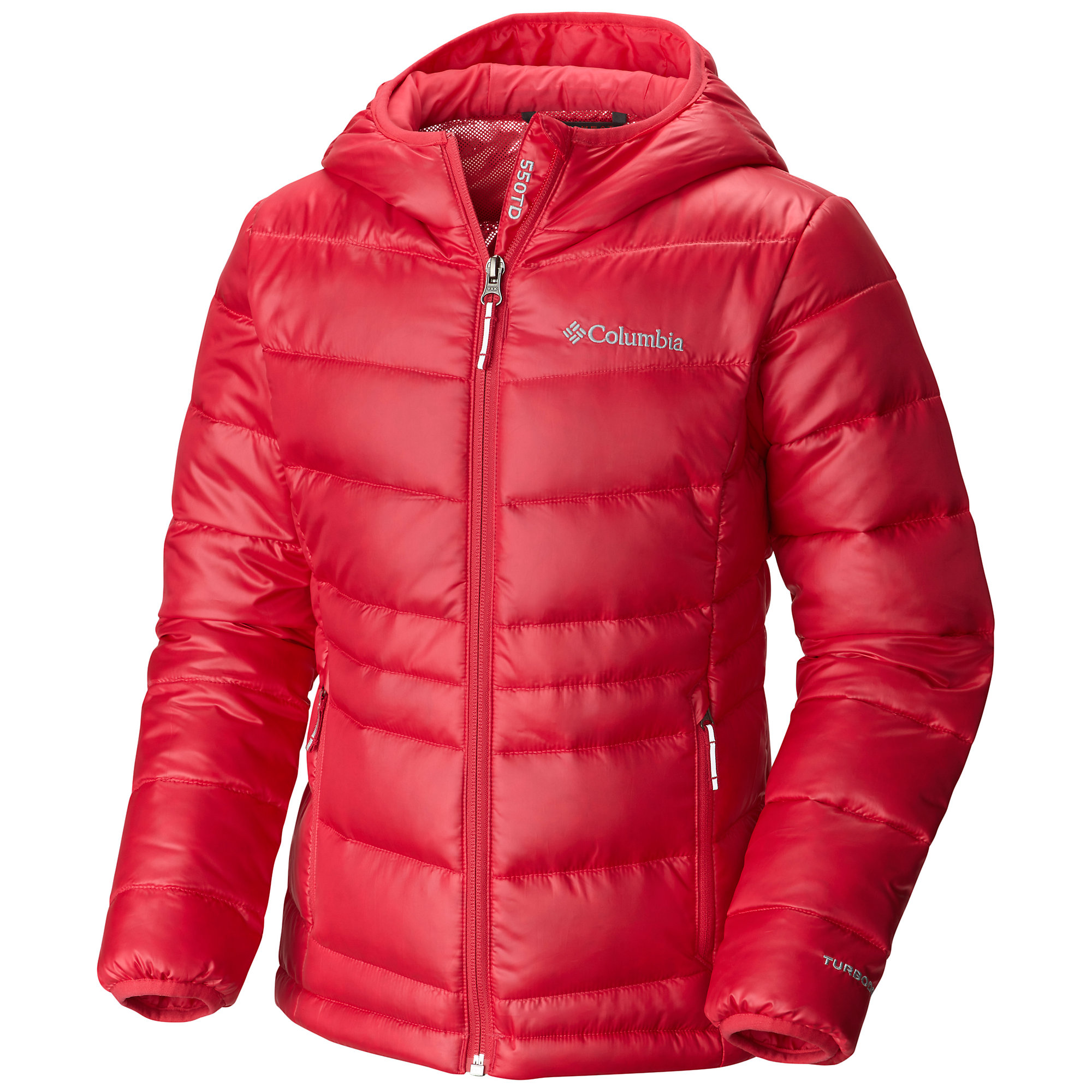 Columbia Gold 550 TurboDown Hooded Down Jacket