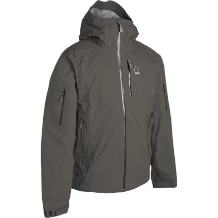 photo: Sierra Designs Solar Fusion Jacket down insulated jacket
