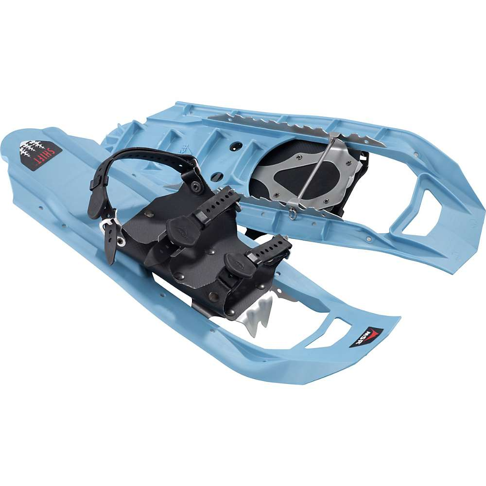 photo: MSR Shift recreational snowshoe