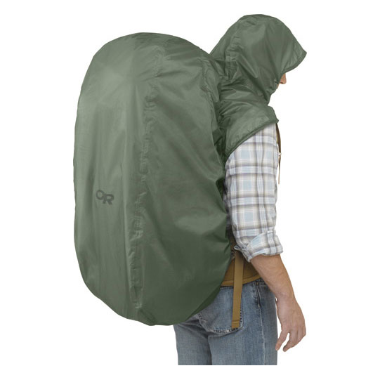 photo: Outdoor Research Pack Hoody pack cover