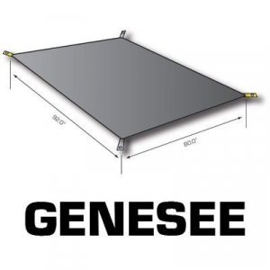 Mountainsmith Genesee 4 Footprint
