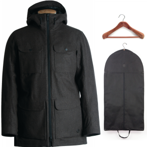 Alchemy Equipment Insulated Tech Wool Parka