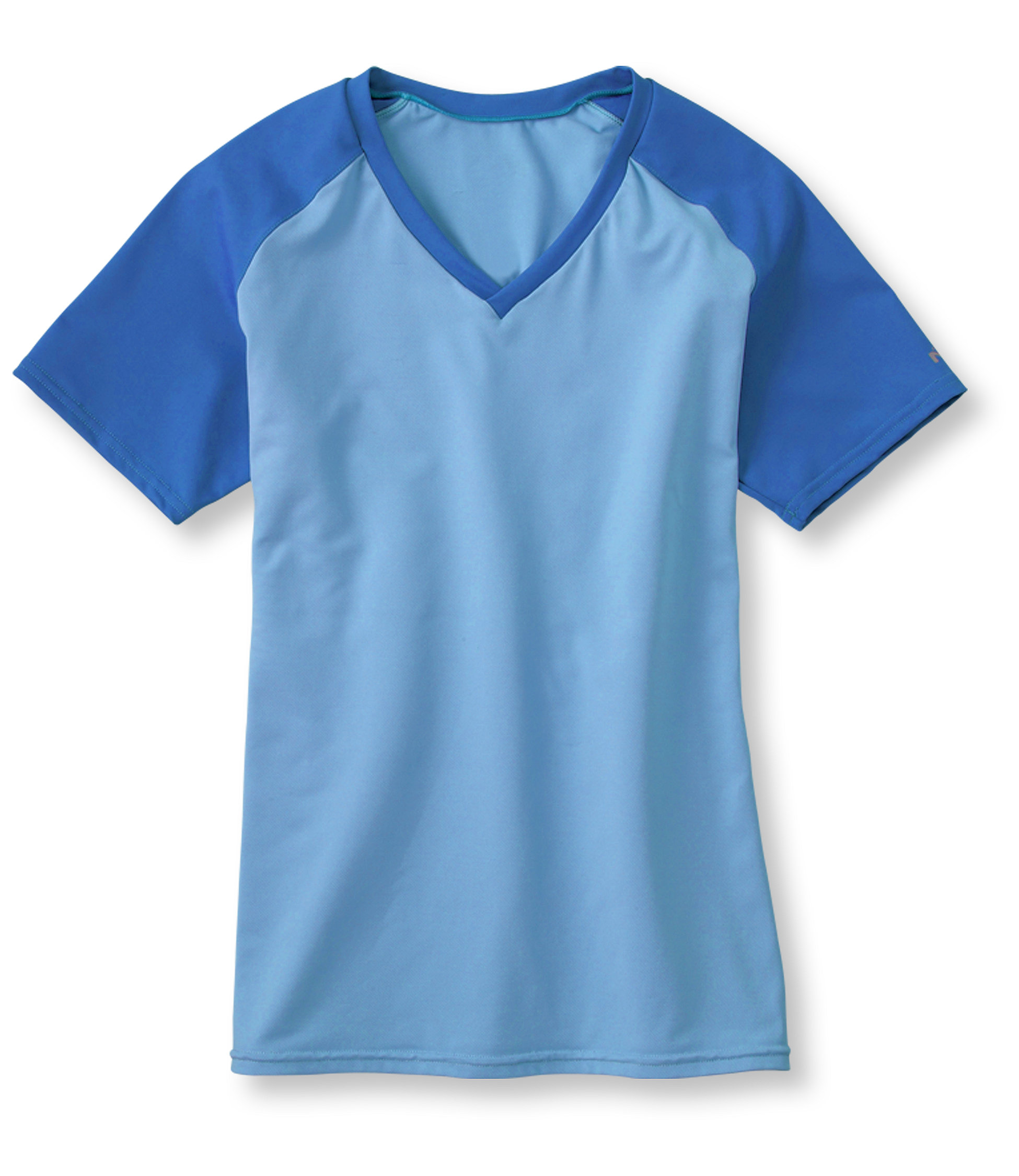 photo: NRS Women's Crossover Shirt short sleeve paddling shirt