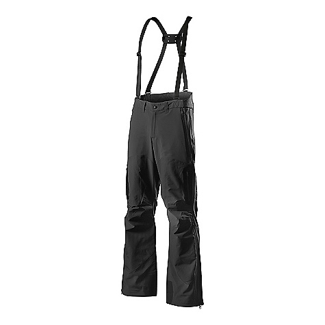photo: Westcomb Chief Bib soft shell pant