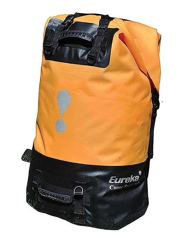 photo: Eureka! Canoe Pack SS75 dry pack