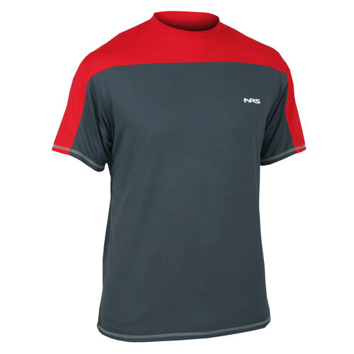 photo: NRS Men's Crossover Shirt short sleeve paddling shirt