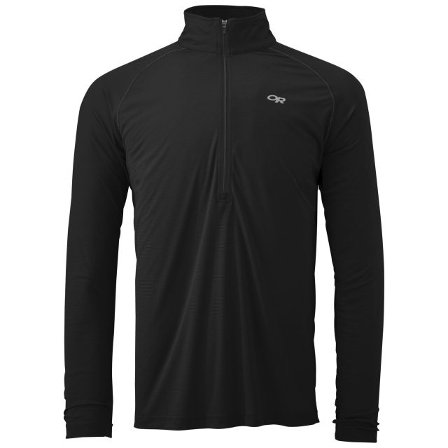 Outdoor Research Echo L/S Zip Tee