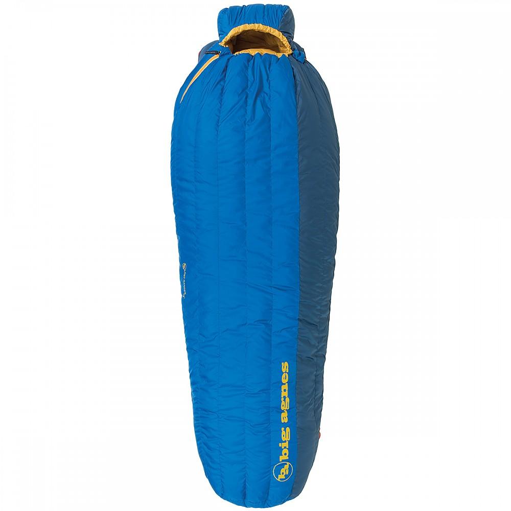 photo: Big Agnes Lost Ranger 15° 3-season down sleeping bag