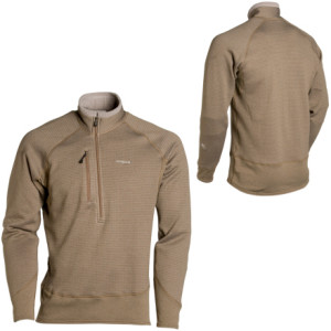 photo: Patagonia R1 Flash Pullover fleece top
