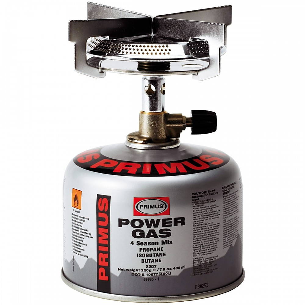 photo: Primus ClassicTrail compressed fuel canister stove