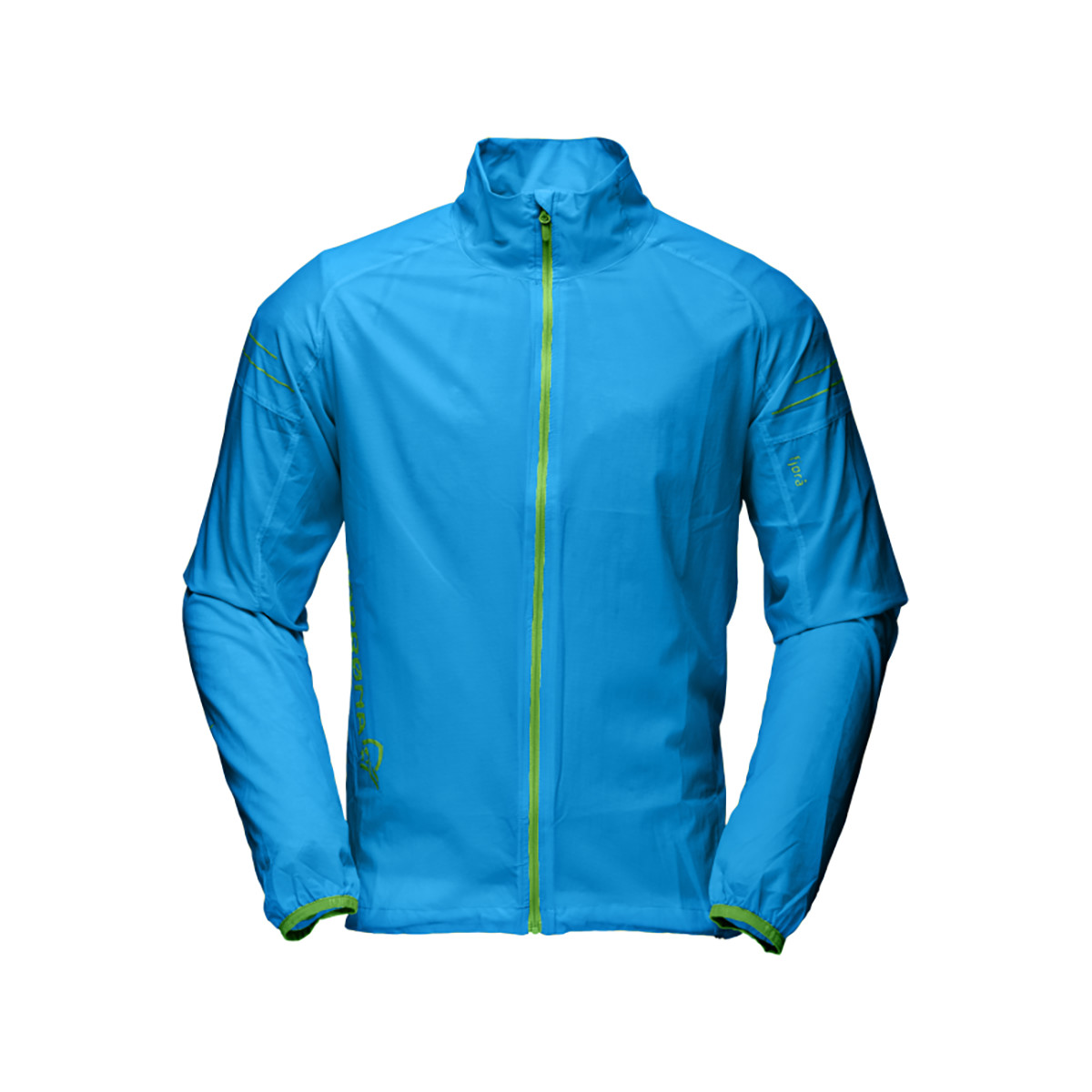 photo: Norrona Fjora Aero 100 Jacket wind shirt