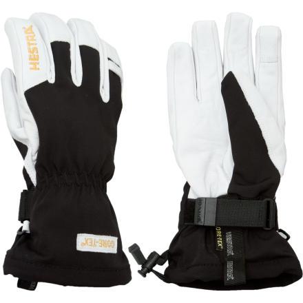 photo: Hestra Xtra Fit Glove waterproof glove/mitten