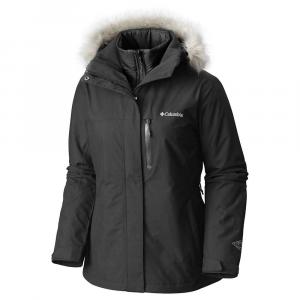 photo: Columbia Lhotse Interchange Jacket component (3-in-1) jacket