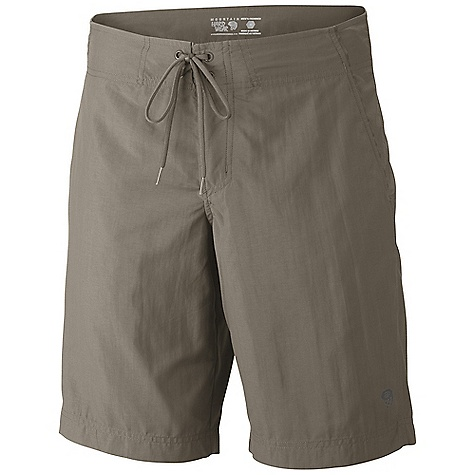 photo: Mountain Hardwear Mesa Crossing Short hiking short