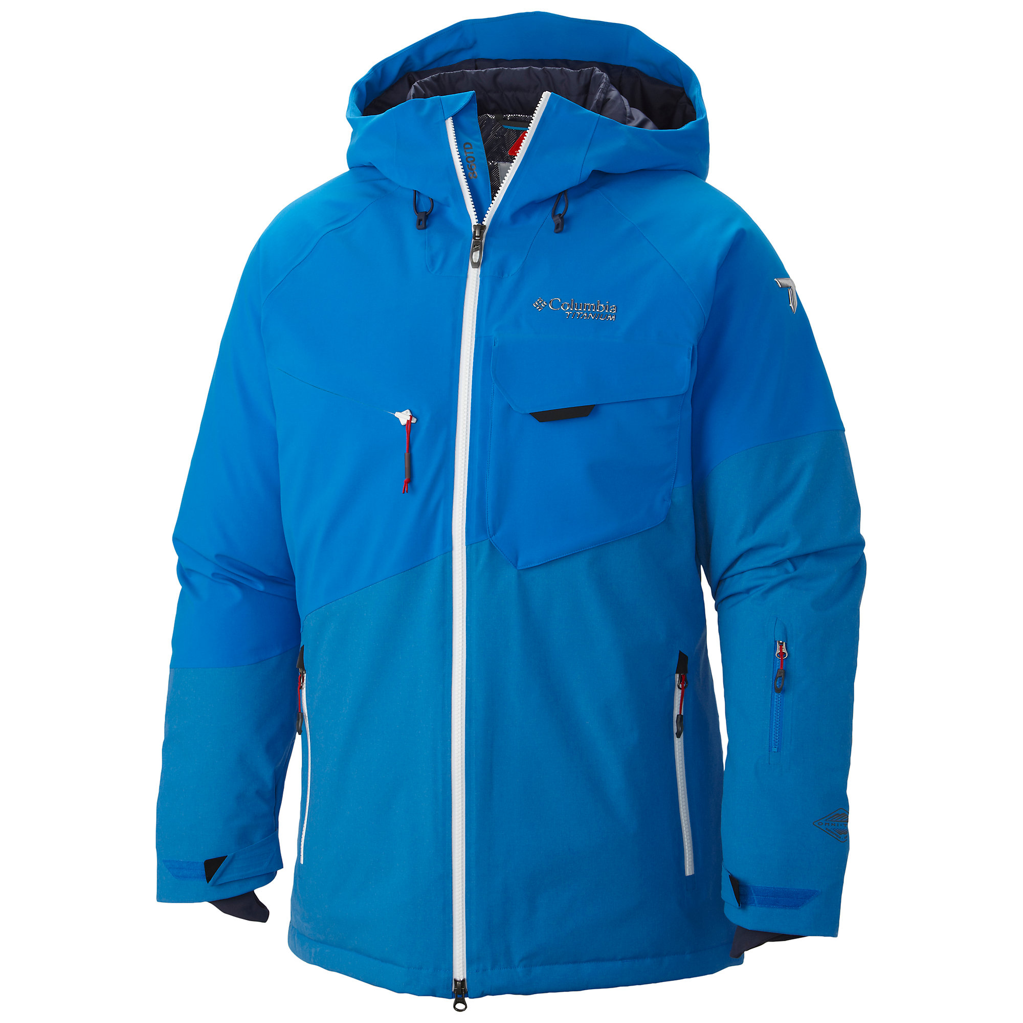 Columbia First Tracks 860 TurboDown Jacket