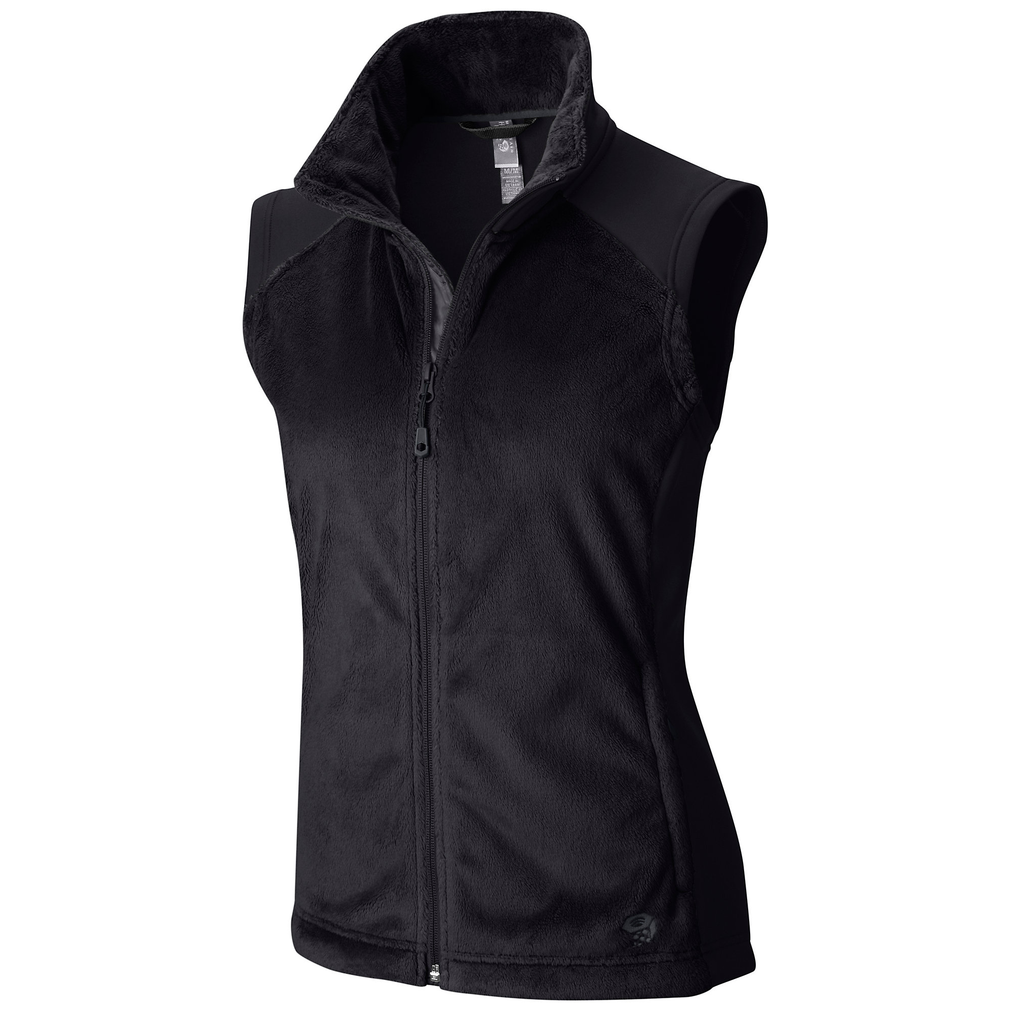 photo: Mountain Hardwear Pyxis Stretch Vest fleece vest