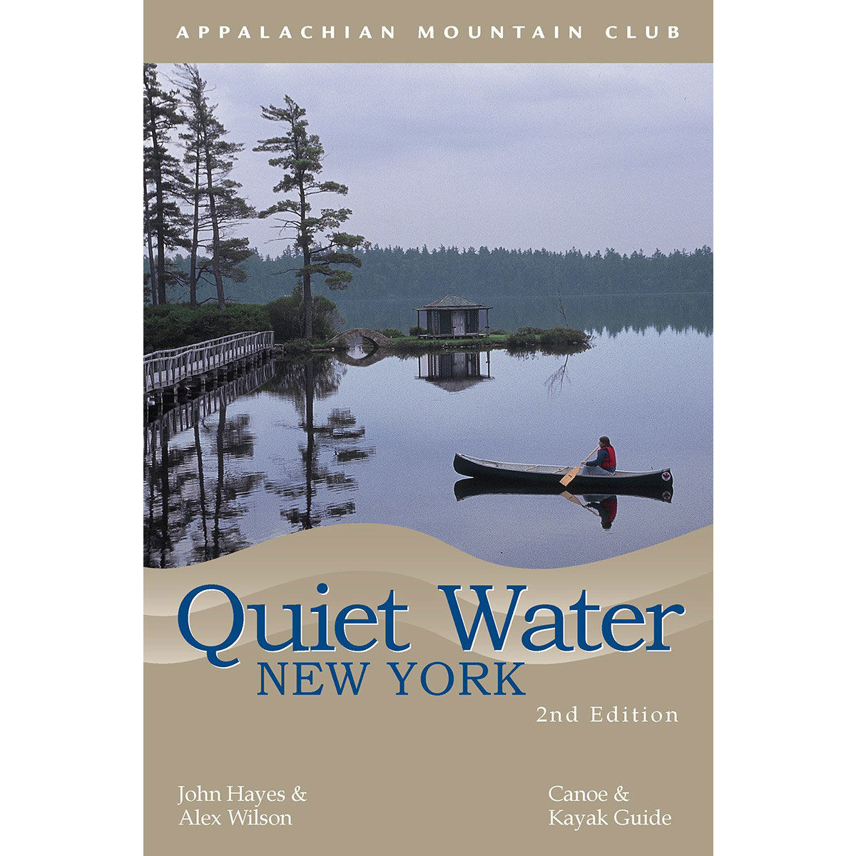 photo: Appalachian Mountain Club Quiet Water New York us northeast guidebook