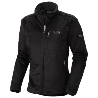 photo: Mountain Hardwear Pyxis Tech Jacket fleece jacket