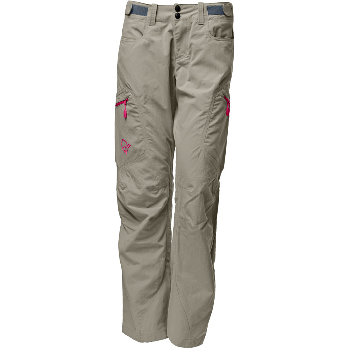 photo: Norrona Women's Svalbard Mid Weight Pant hiking pant