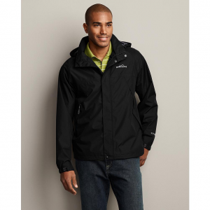 photo: Eddie Bauer WeatherEdge Rainfoil Jacket waterproof jacket