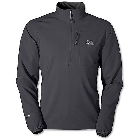 photo: The North Face Apex Zip Shirt soft shell jacket