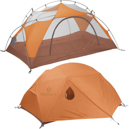 photo: Marmot Abode 2P three-season tent