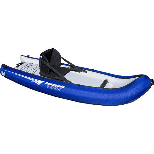 photo: Aquaglide Rogue XP One inflatable kayak