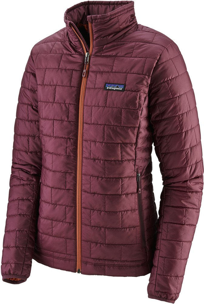 photo: Patagonia Women's Nano Puff Jacket synthetic insulated jacket