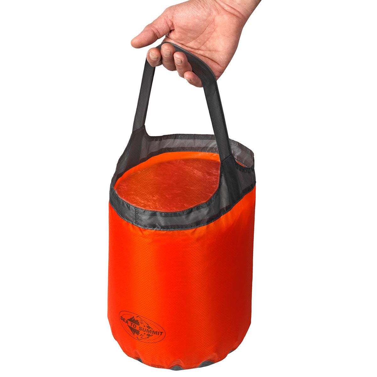 photo: Sea to Summit Ultra-Sil Folding Bucket bucket/sink