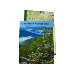 Tiadaghton Forest Fire Fighters Association Black Forest Trail Guide