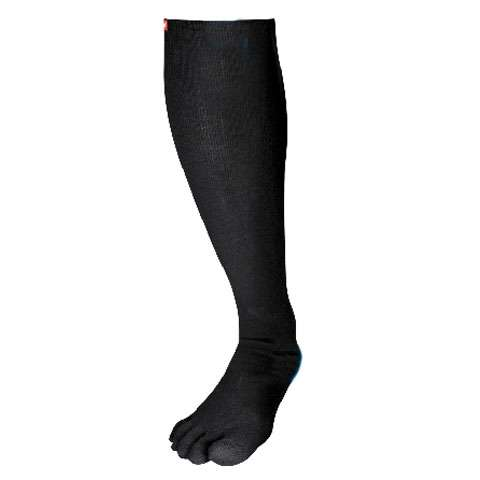 photo: Injinji Performance Excellerator Compression Sock running sock