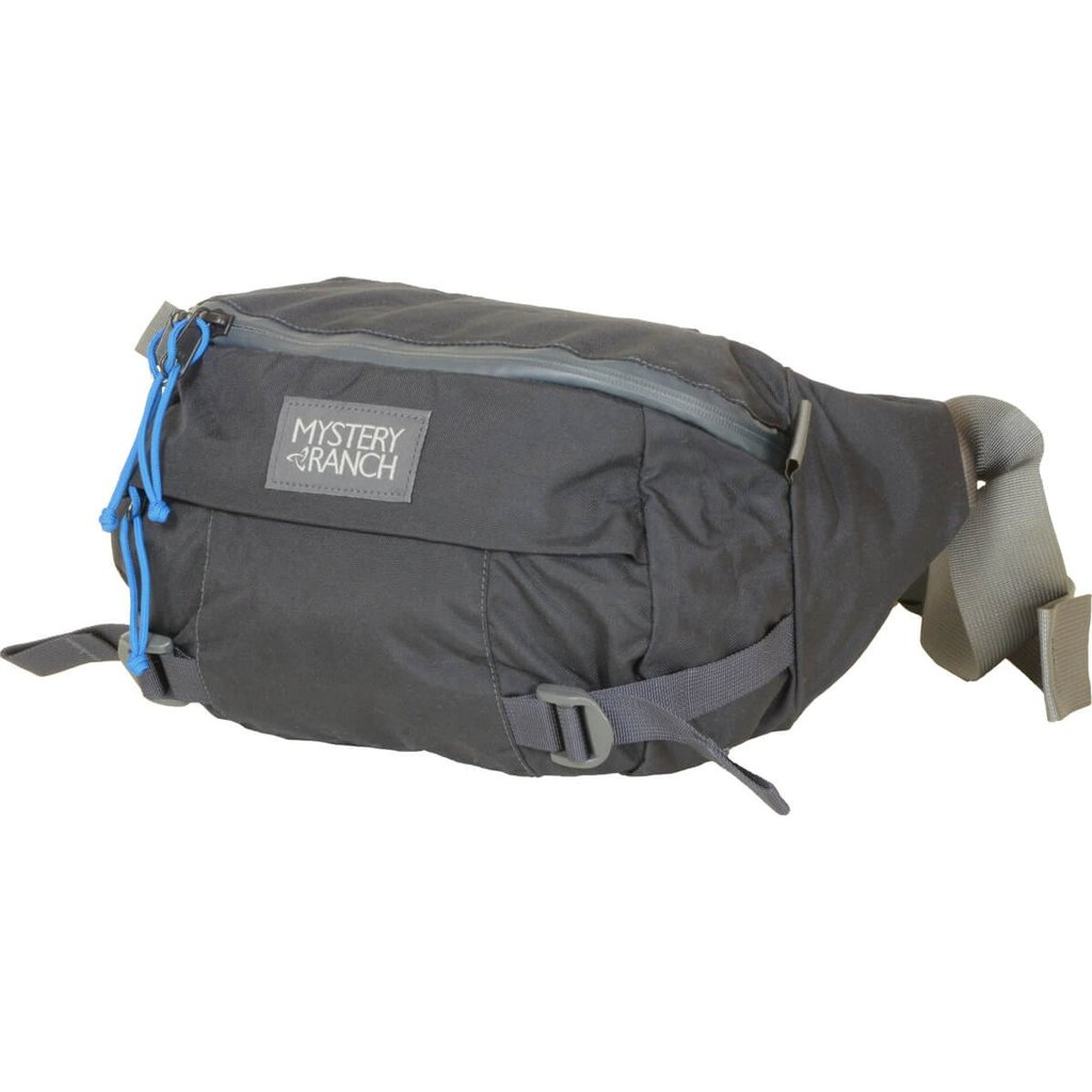 photo of a Mystery Ranch lumbar/hip pack