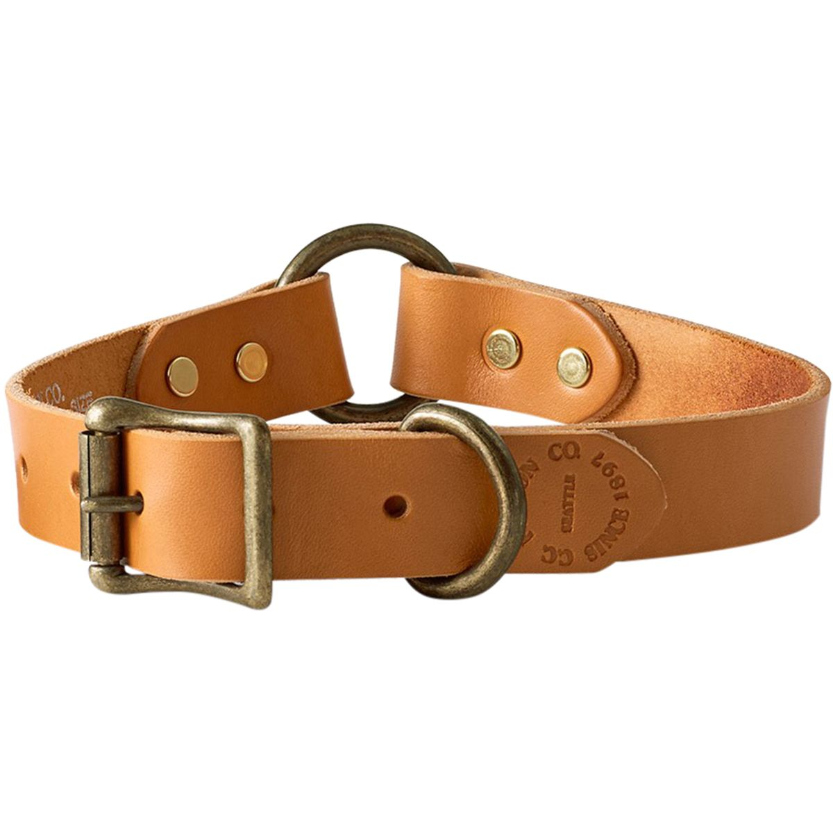 photo: Filson Dog Collar dog collar